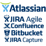 Atlassian supports uniCenta oPOS project by providing their OnDemand Cloud hosted products