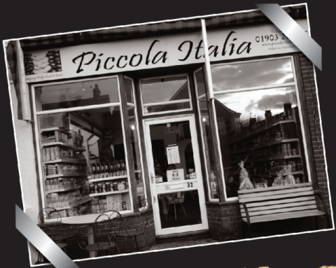 Award winning Piccola Italia Worthin England